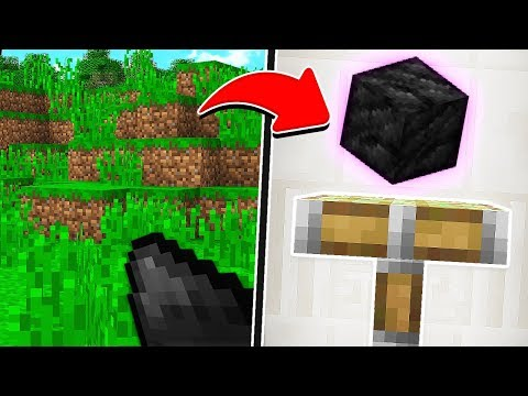 CREATING THE SHADOW ROCK IN MINECRAFT!