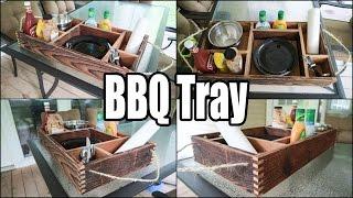 Trash To Treasure - BBQ Condiment Tray - 198