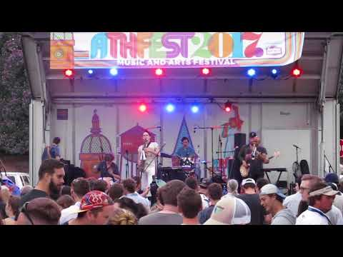 """Yala"" live at AthFEST 2017 - Athens, GA"