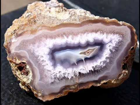 Драгоценные камни и минералы Супер агат ( Super Agate )