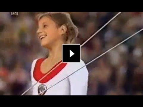 "Ольга Корбут - ""Петля Корбут"" CCCP"