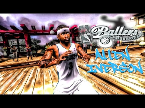 NBA Ballers Chosen One (XB360) - 60FPS | Throwback Thursday Mixup!