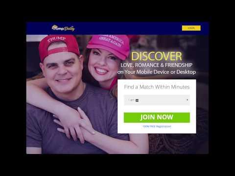 trump dating sites