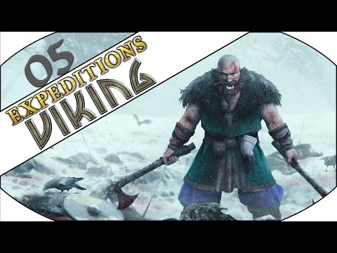 HOLD THE BRIDGE - Let's Play Expeditions: Viking - Ep.05!