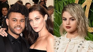 The Weeknd SLAMS Selena Gomez & Wants Bella Hadid Back In Cryptic New Lyrics?