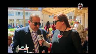 عنبر الستات - لقاء مع لواء بحري  / إيهاب فاروق مساعد الامين العام لجامعة الدول العربية