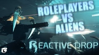 Roleplaying Marines VS Aliens | (Alien Swarm:Reactive Drop Gameplay)