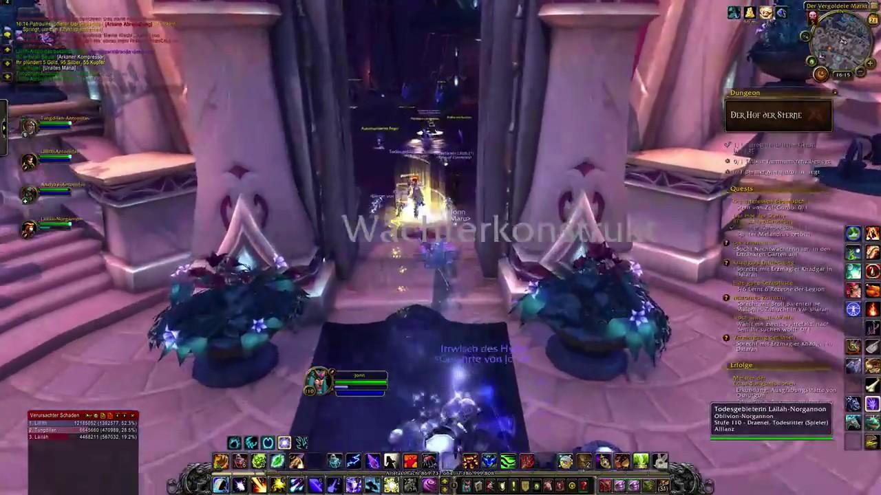 Warcraft Deutsch Stream