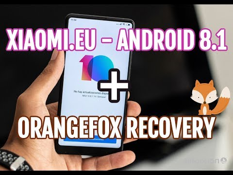 How to install Orange Fox Recovery on Redmi 5 | Easy method