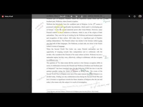 INTRODUCTION AND OUTLINE (IB EXTENDED ESSAY)