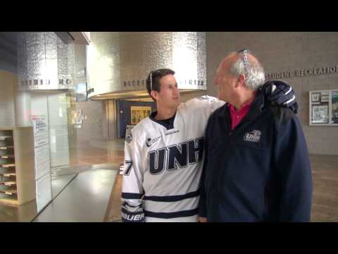UNH Men's Hockey Faculty and Staff Appreciation Day Promo
