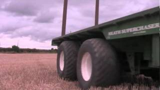 HUGHES STRAW AND AGRI SERVICES