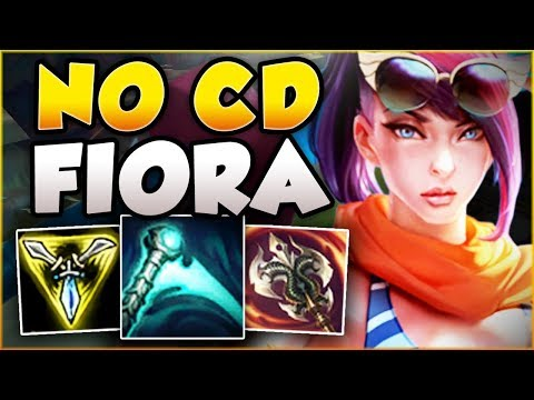 WTF! RIOT 100% BROKE FIORA WITH NEW ESSENCE REAVER! FIORA SEASON 8 TOP GAMEPLAY! League of Legends