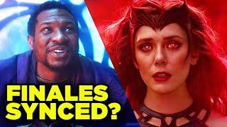 Loki & WandaVision SYNCHRONIZED? Loki Actual Timeline Explained!   Inside Marvel