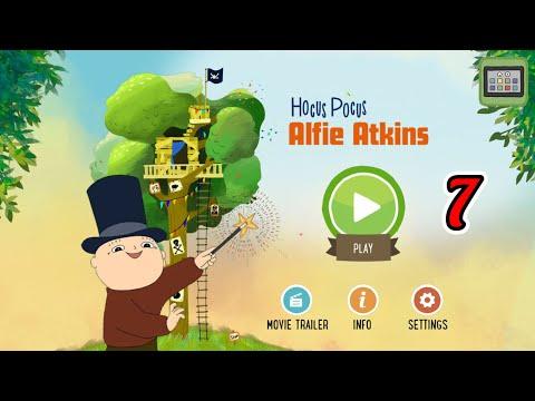 Alfie Atkins: Hocus Pocus - Part 7 - Gameplay!  