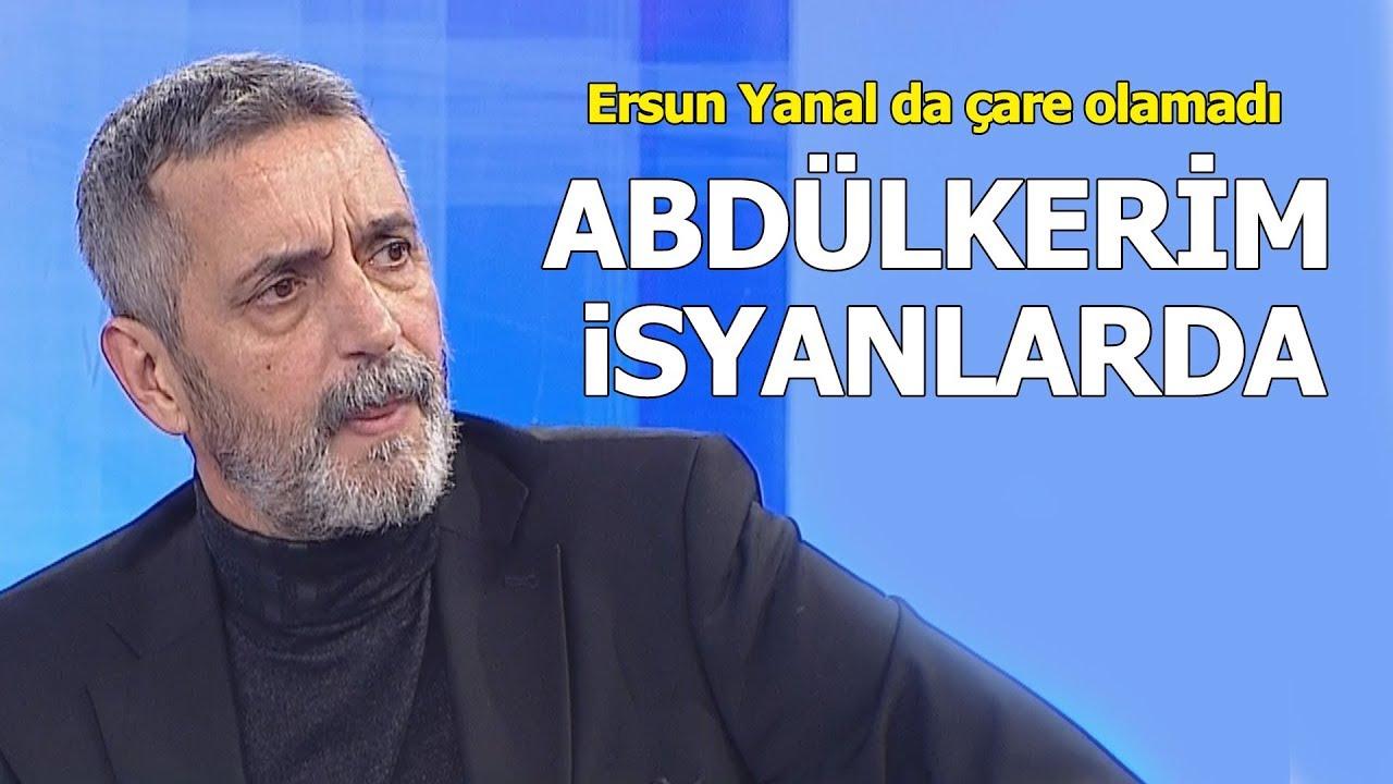 Abdülkerim Durmaz, Erzurumspor maçı sonrası yine deliye döndü