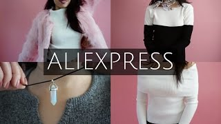 First AliExpress Haul & Try On!