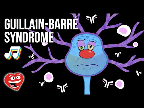 Guillain-Barré syndrome (GBS) Song - Medcomic ft. Neil Bobenhouse
