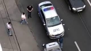 ДТП на Шолохова с Камаро 22 8 2018 Ростов-на-Дону