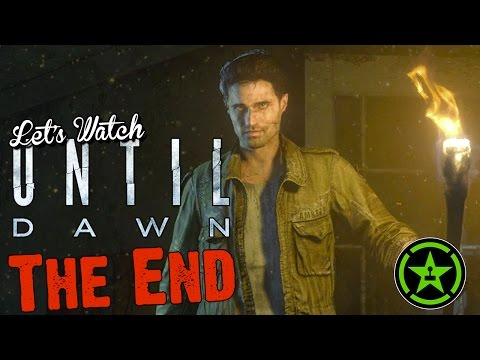 Let's Watch - Until Dawn (Part 7)