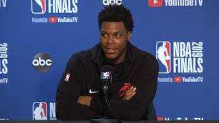 Kyle Lowry Full Interview - Game 6 Preview | 2019 NBA Finals Media Availability
