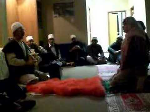 Mexican lady Convert's to Islam  ( Part 1 )  MUCINO(Cennet)