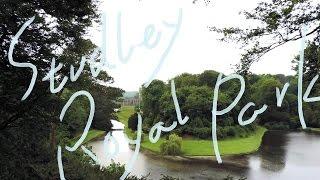 1分世界遺産 50 ファウンティンズ修道院遺跡群を含むスタッドリー王立公園 イギリス④