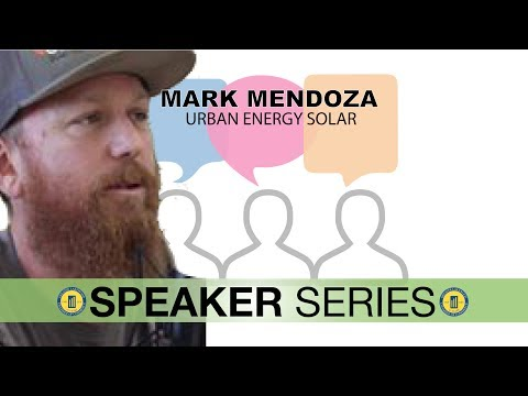 Urban Energy Solar - Mark Mendoza