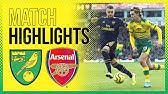 HIGHLIGHTS   Norwich City 2-2 Arsenal