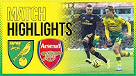HIGHLIGHTS | Norwich City 2-2 Arsenal