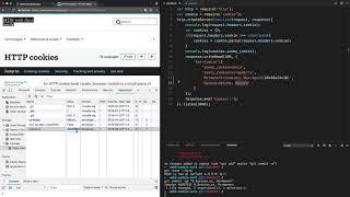 Node.js-쿠키와 인증 - 7.Secure & HttpOnly