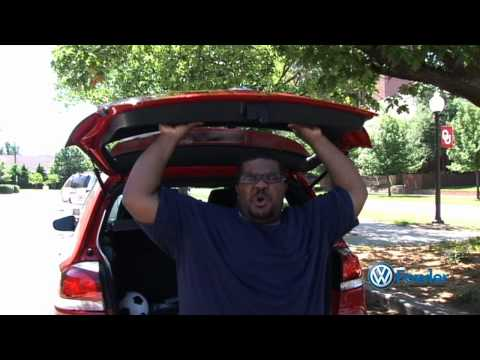 101 Uses for Your VW: Lesson #5 Fitness Center