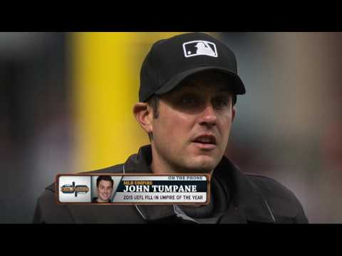 How MLB Umpire John Tumpane Saved a Woman's Life Before a Game This Week | 6/29/17