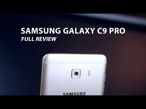 Samsung Galaxy C9 Pro - Review, Specs and Price