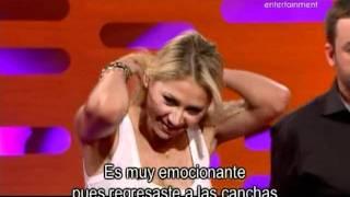 The Graham Norton Show Anna Kournikova, Jason Manford & Katty Perry   Parte1