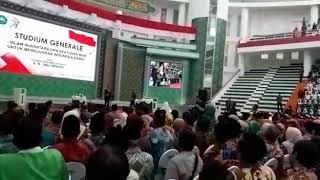 Gambar cover Ketemu Jokowi Mahasiswi UNISMA histeris