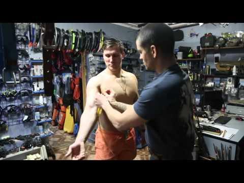 Чисто техническое видео - как правильно делать обмеры для индпошива.