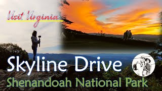Visit Virginia | Skyline Drive  | Shenandoah National Park | Travel VLOG
