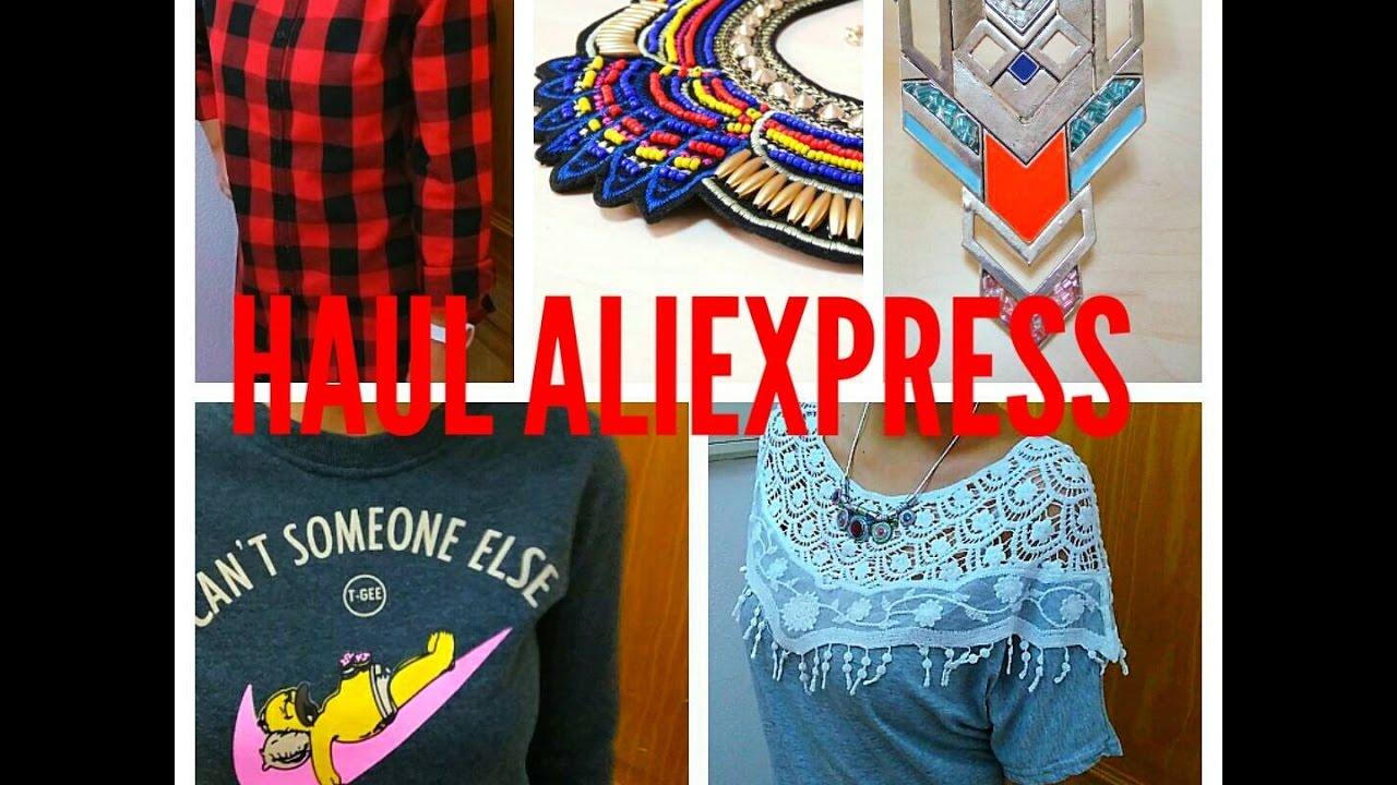 6° Haul Aliexpress |