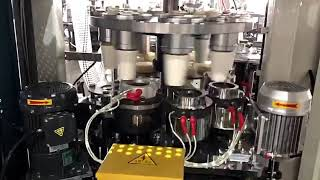 Medium Speed Paper Cup Forming  Machine ZB-X12(Testing in Factory)