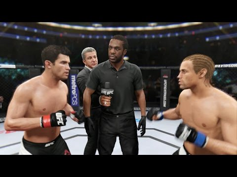 EA UFC 2 (Xbox One) - UFC 199 Dominick Cruz vs Urijah Faber Simulation