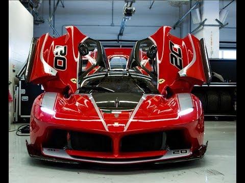 Oh My FXX-King Science! Ferrari XX cars at COTA!!!