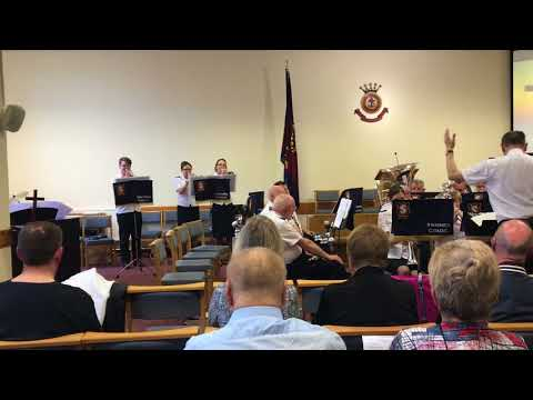 Swansea Citadel Band - Cornet Trio - His Love Remains The Same