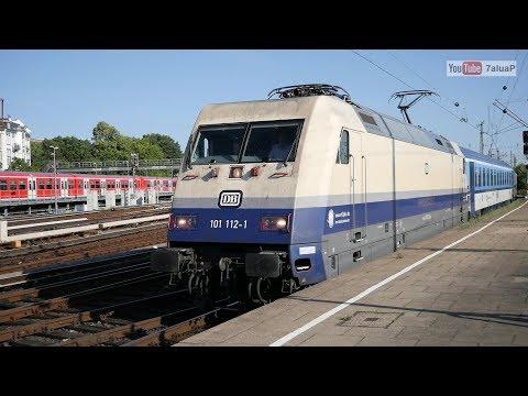 Deutsche Bahn Alt und Neu