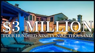 $3,499,999 Extraordinary Living in Rancho Santa Fe