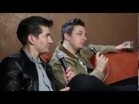 arctic monkeys flirty interview Find album reviews, stream songs, credits and award information for humbug - arctic monkeys on allmusic - 2009 - facing the third album blues, the arctic monkeys.