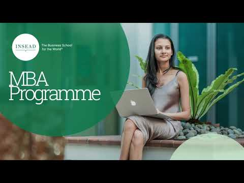 The INSEAD MBA