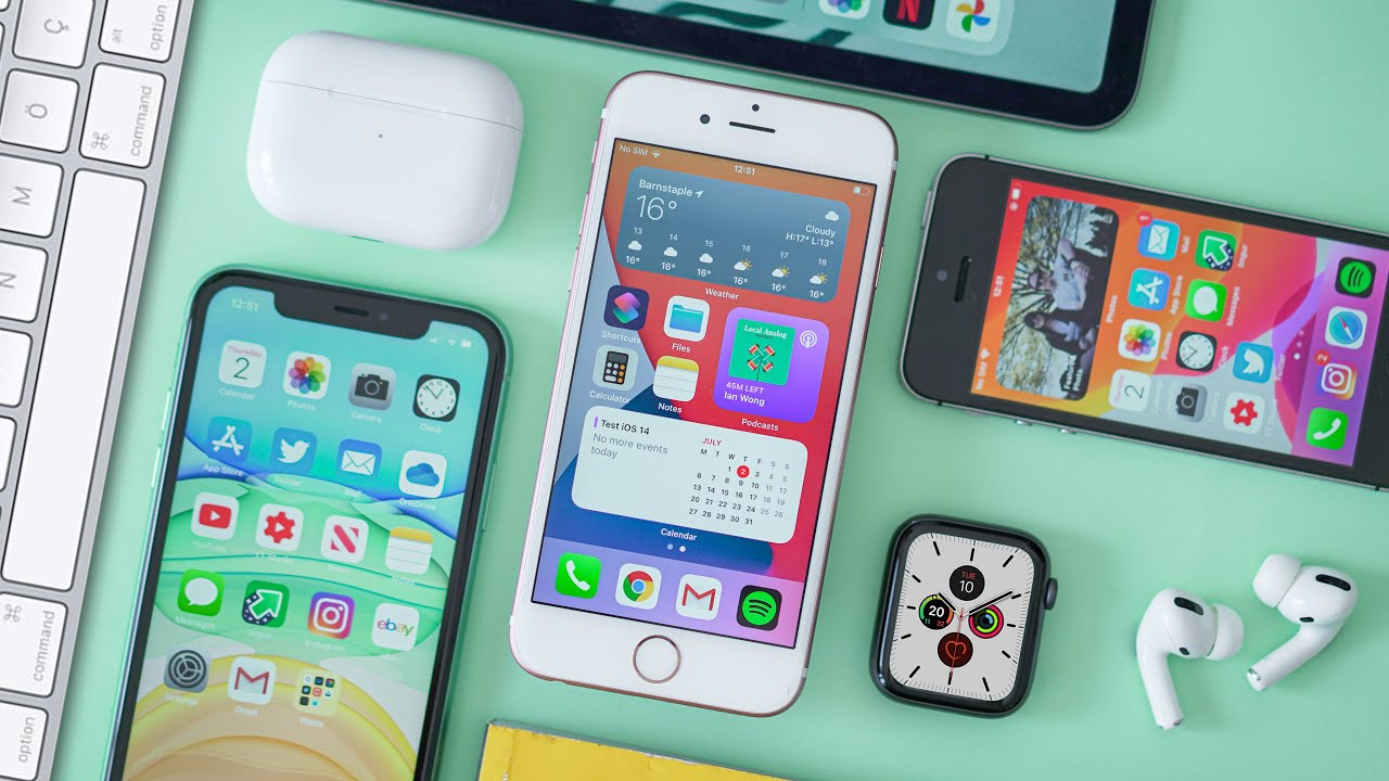 iOS 14 Beta   5 New Features you're going to LOVE