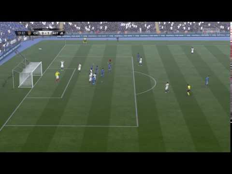 FIFA 17 ozil volley!?!!!!!!!