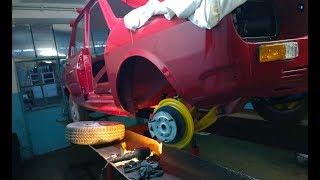 AG 74 FUM - Restaurare Dacia 1300 - motor nereglat! (restored Renault 12 / Dacia Denem)